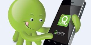 """La Poste lance l'application """"Quoty"""" pour simplifier les parcours d'achat"""