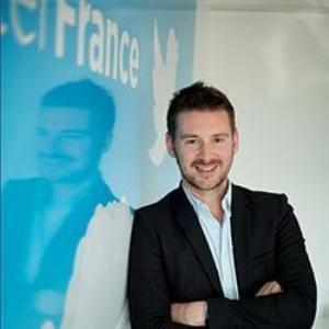 Matthieu Gabard, dir. marketing B to B de Twitter France