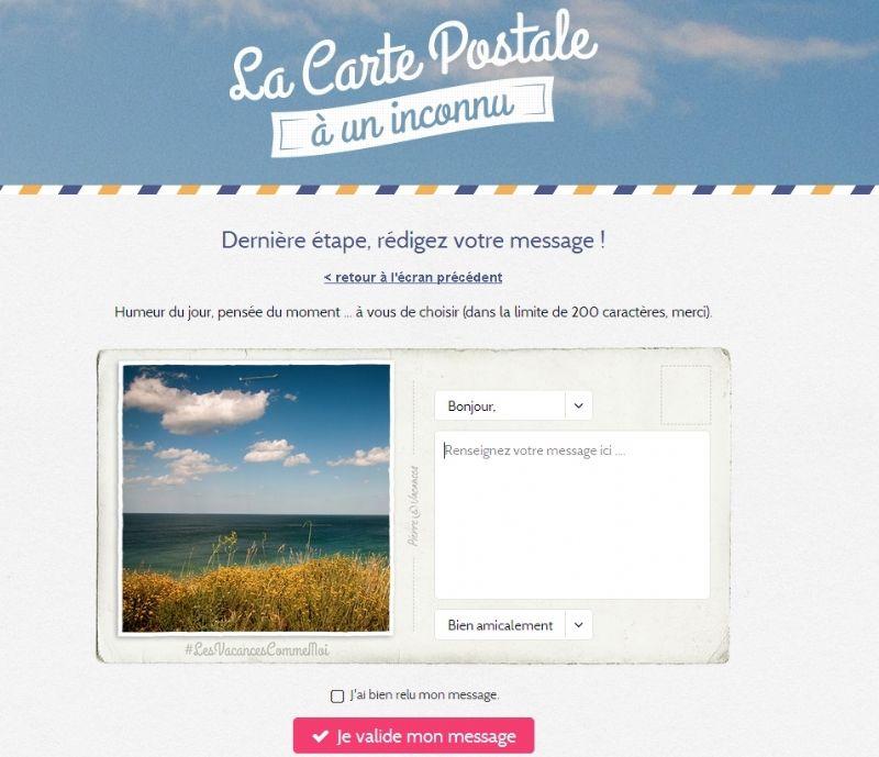 Pierre Vacances Envoie Des Cartes Postales A Des Inconnus