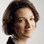 Delphine Mallet, directrice commerciale Chronopost