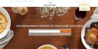 Take Eat Easy l�ve 10 millions d'euros