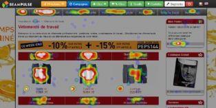 Beampulse, solutions d'analyse visuelle pour optimiser les performances de son site web