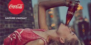 """Coca-Cola : nouveau slogan et nouvelle stratégie de """"marque unique"""""""