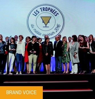 Trophées du Média Courrier 2016 : les meilleures campagnes de marketing direct