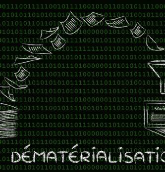 """Un nouvel onglet """"Dématérialisation"""" sur l'espace Commande publique du site DAJ"""