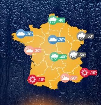 """La Fnac clame """"Pourvu qu'il pleuve !"""""""