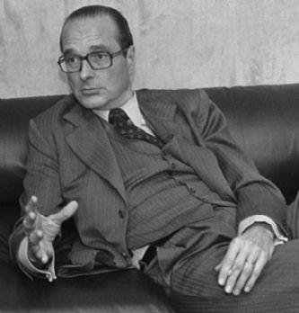 Jacques Chirac: une marque iconique pour les jeunes