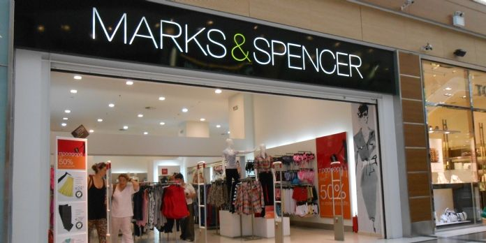 Marks & Spencer ferme 7 magasins en France