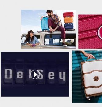 Delsey ouvre sa première boutique en ligne