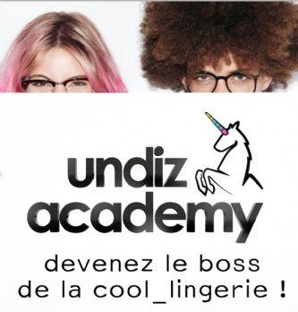Undiz Academy : une campagne culottée pour recruter