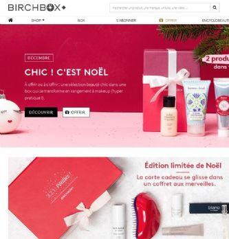 Birchbox franchit le seuil des 200 000 abonnées en France