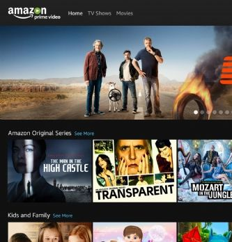 Amazon Prime Video désormais disponible en France