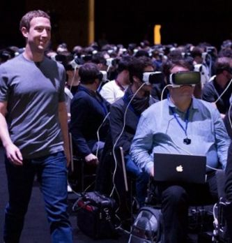 [MWC2016] Bad buzz: Mark Zuckerberg vole, bien malgré lui, la vedette au dernier Samsung