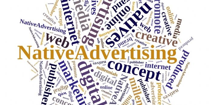Le native advertising pèsera 52% de la pub digitale display en Europe d'ici à 2020
