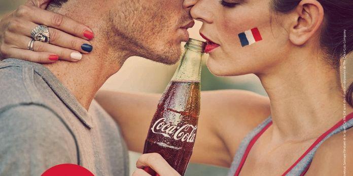 L'UEFA célèbre Coca Cola