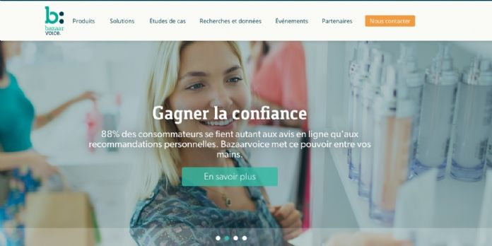 Bazaarvoice collabore avec Google? pour publier les avis consommateurs sur Google Search et Ads