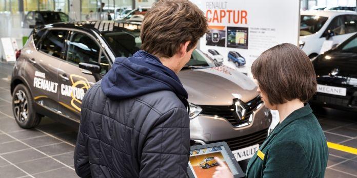 Tequilarapido fait passer Renault à la 3D
