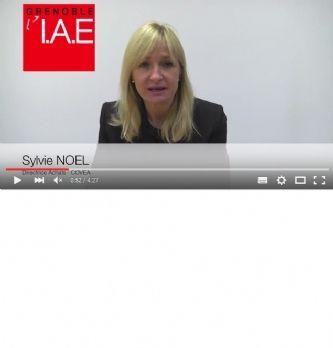 """[Vidéo] """"Un jeune acheteur va devoir apprendre à travailler en mode projet"""", Sylvie Noël, Covéa"""