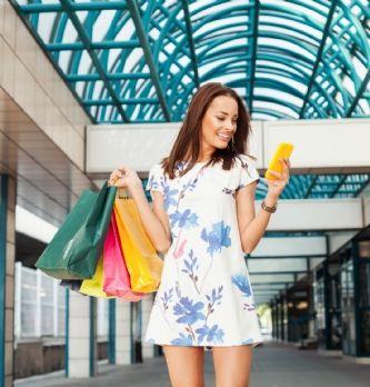 Le digital, facteur du dynamisme des centres commerciaux