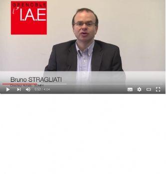 [Vid�o] 'Jeunes acheteurs, ne privil�giez pas forc�ment les grands groupes' - B.Stragliati (Somfy)