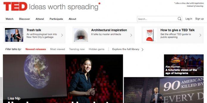 """TED/TEDx ou l'art maîtrisé du """" phygital """""""