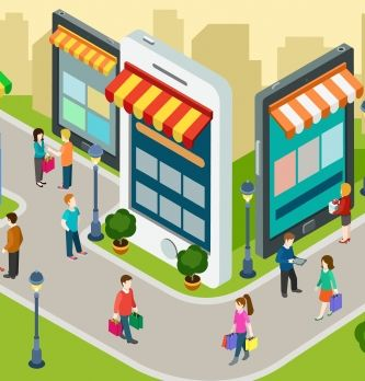 Le créateur-grossiste développe l'art de mettre la maison en boutiques