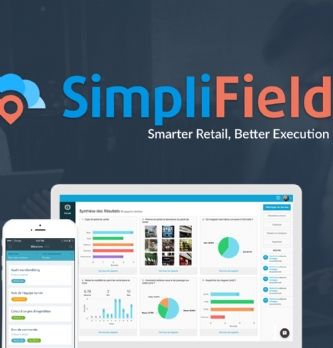 Simplifield booste l'efficacité commerciale en point de vente