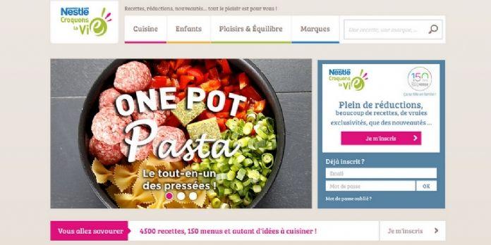 Nestlé et Auchan Drive digitalisent les bons de réduction