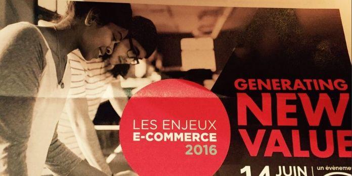 Une conférence sur les tendances du e-commerce, organisée par E-commerce magazine le 5 juin