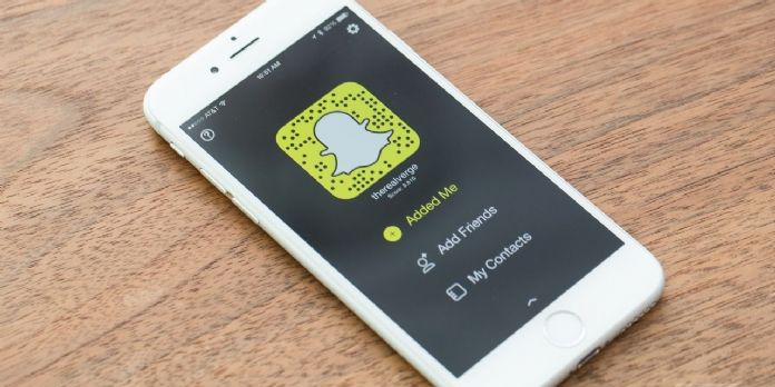 Faut-il aller sur Snapchat?