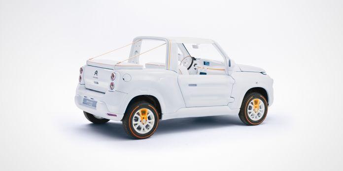 Citroën ressuscite sa Mehari... en version écolo
