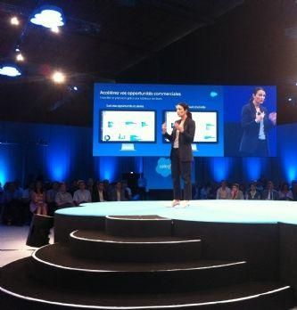Salesforce World Tour : quelles nouveaut�s ?