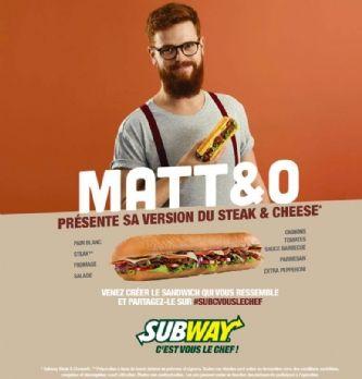 Subway veut grossir sur le marché tricolore