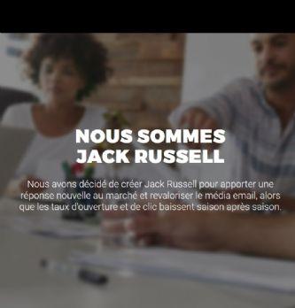 Jack Russell, nouvelle agence dédiée à l'email marketing