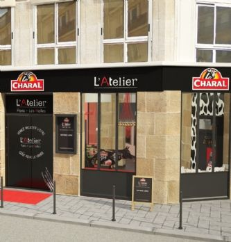 Charal ouvre un Pop up Store pour ses 30 ans