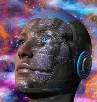 Conseillers et robots travaillent main dans la main