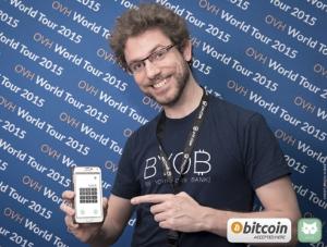 Clément Francomme a créé Utocat pour aider les commerçants à accepter le bitcoin, avant de prendre une orientation Fintech face à l'immaturité du marché.
