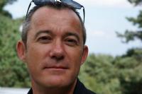 Guy Rouché, 51 ans, fondateur de Piscine Discount.