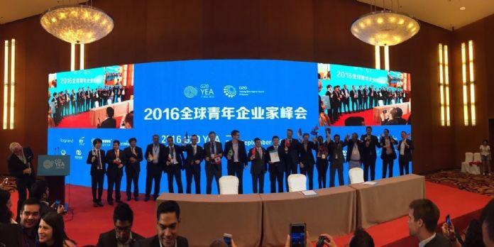 Jeunes entrepreneurs, devenez ambassadeurs de la France à l'étranger au G20 YEA