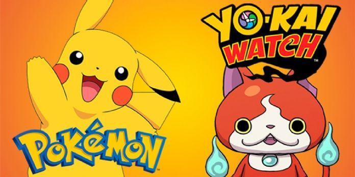 Pokémon vs Yo-Kai: qui gagne le match?