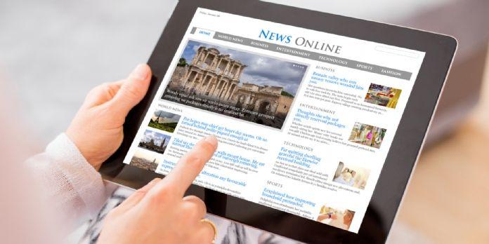 Diffusion de la presse : le papier baisse mais le numérique reste dynamique
