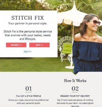 [Pep's Lab] Stich Fix, le styliste personnel en ligne
