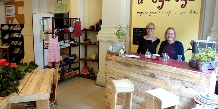 Siga-Siga : la boutique qui bannit l'argent