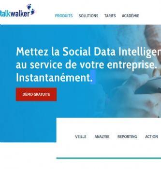Social listening : Talkwalker lève 5 millions d'euros