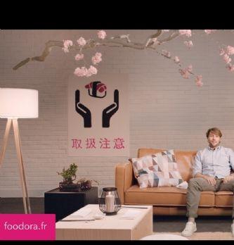 Foodora : une première campagne TV pour accompagner le développement national