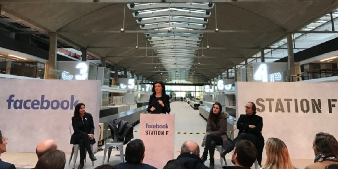 """Start-up Garage"", l'incubateur parisien de Facebook à la Station F"