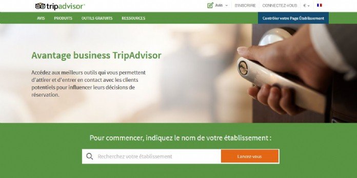 Trip Advisor lance des outils marketing payants
