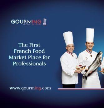 Le groupe Le Duff lance Gourming, la marketplace de la gastronomie française