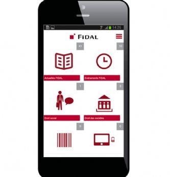 Droit: une appli dédiée à la veille juridique et fiscale