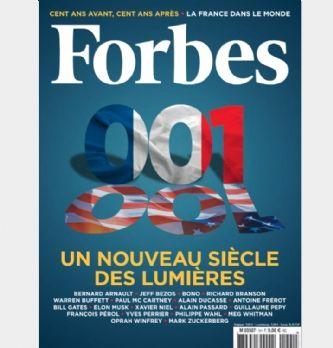 La version française de Forbes est en kiosques